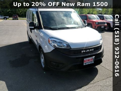 1 2019 Ram ProMaster City Van for Sale in Queensbury | Nemer